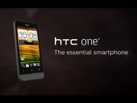 HTC One V – First Look
